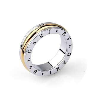 Белое кольцо c лимонным ободком