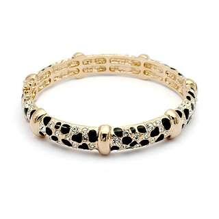 Браслет Золотой леопард