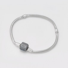 Срібний браслет Pandora PAVE